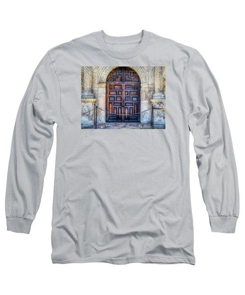 The Alamo Long Sleeve T-Shirt