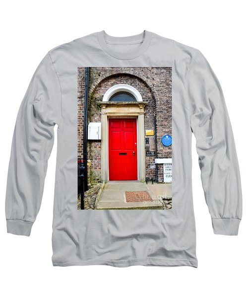 The Door To James Herriot's World Long Sleeve T-Shirt