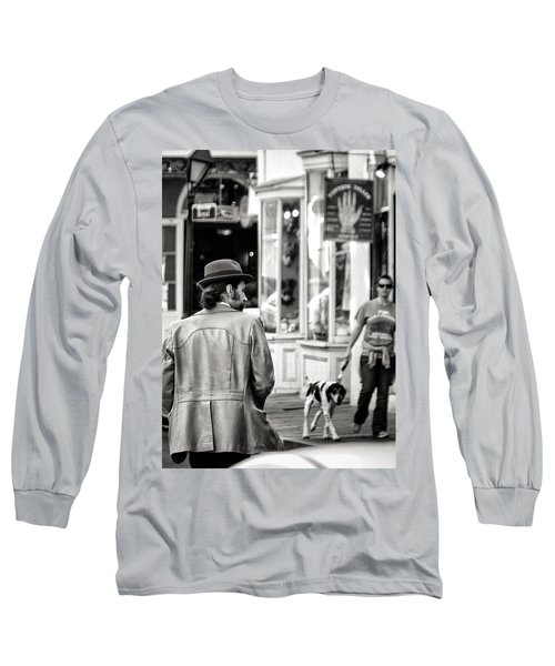 The Dude Long Sleeve T-Shirt by William Beuther