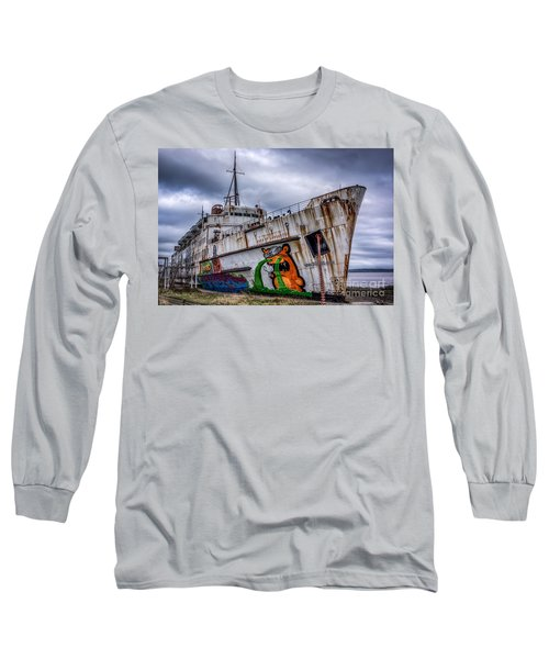 The Duke Of Lancaster Long Sleeve T-Shirt by Adrian Evans