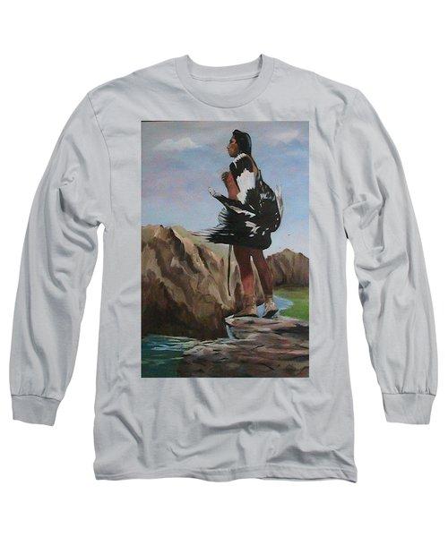 The Eagle Hunter Long Sleeve T-Shirt