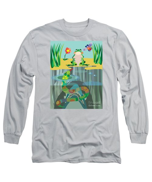 The Food Chain Long Sleeve T-Shirt