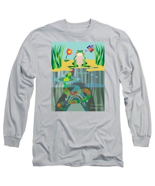 The Food Chain Long Sleeve T-Shirt