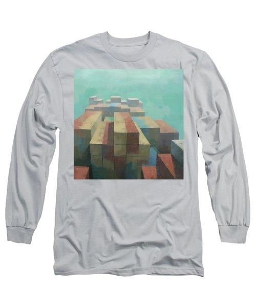 The Four Corners Long Sleeve T-Shirt