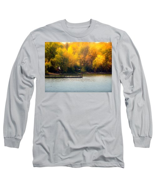 The Golden Hour Long Sleeve T-Shirt