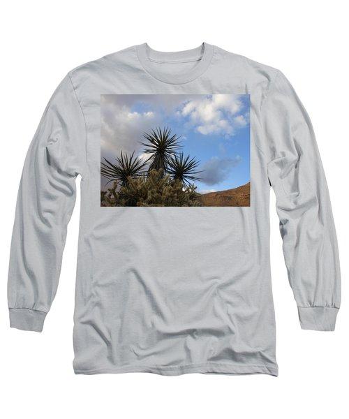 The Living Desert Long Sleeve T-Shirt