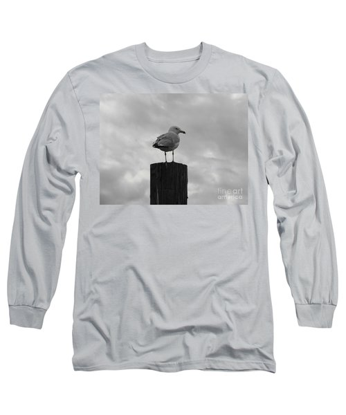 The Lookout Long Sleeve T-Shirt by Michael Krek