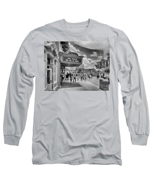 The Main Street Cinema Long Sleeve T-Shirt