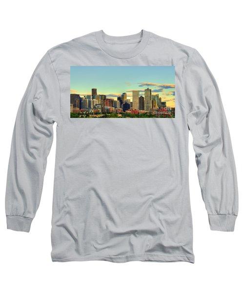 The Mile High City Long Sleeve T-Shirt