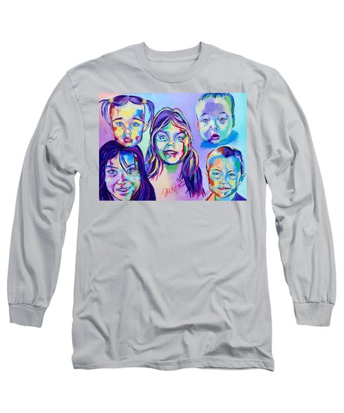 The Moore's Long Sleeve T-Shirt