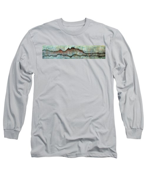 The Only Way Out Is Through Long Sleeve T-Shirt