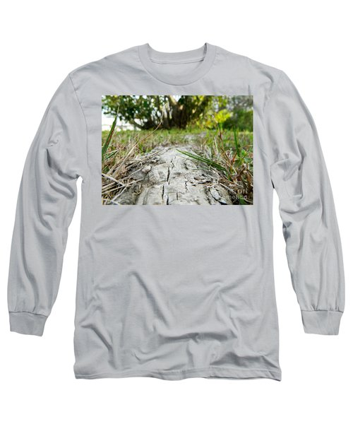 The Root Of Happiness Long Sleeve T-Shirt