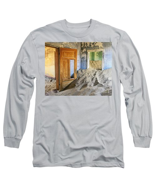 The Sands Of Time Long Sleeve T-Shirt
