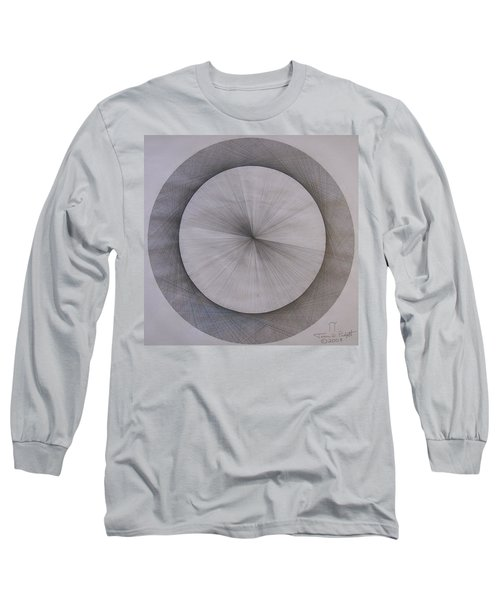 The Shape Of Pi Long Sleeve T-Shirt