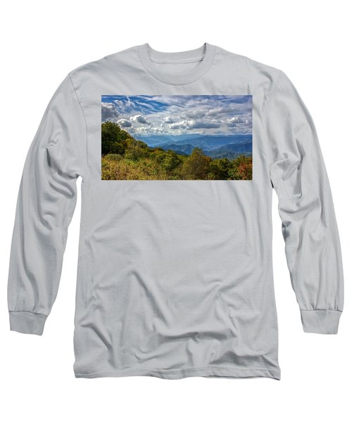 The Smokys Long Sleeve T-Shirt by Rob Sellers