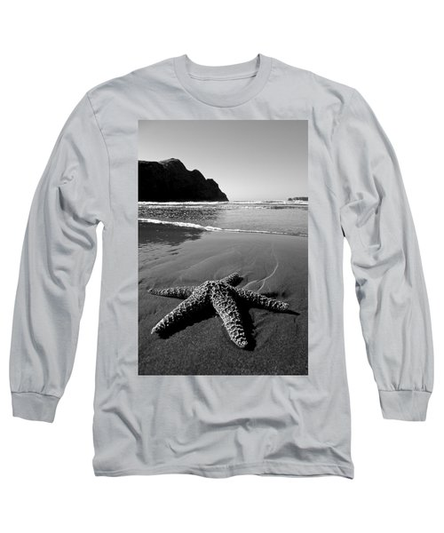 The Starfish Long Sleeve T-Shirt by Peter Tellone