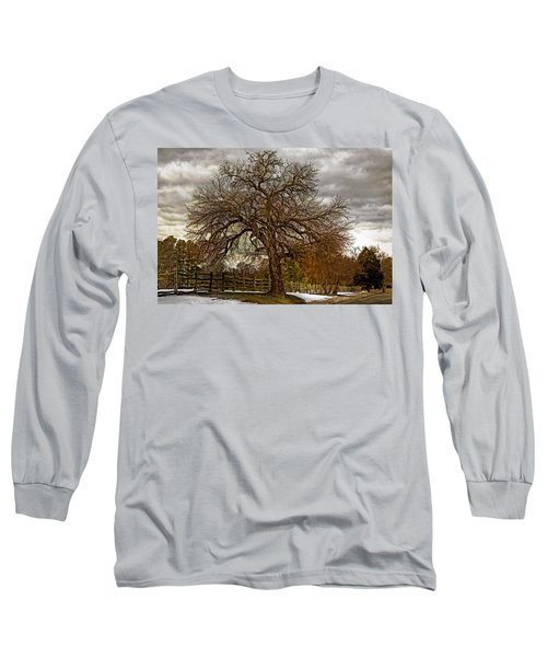 The Welcome Tree Long Sleeve T-Shirt