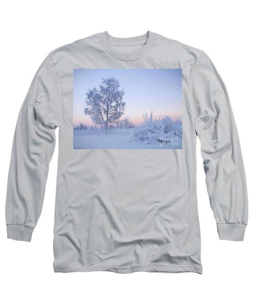 The Winter Light Long Sleeve T-Shirt