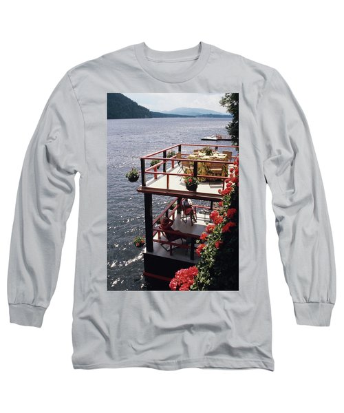 The Wyker's Deck Long Sleeve T-Shirt