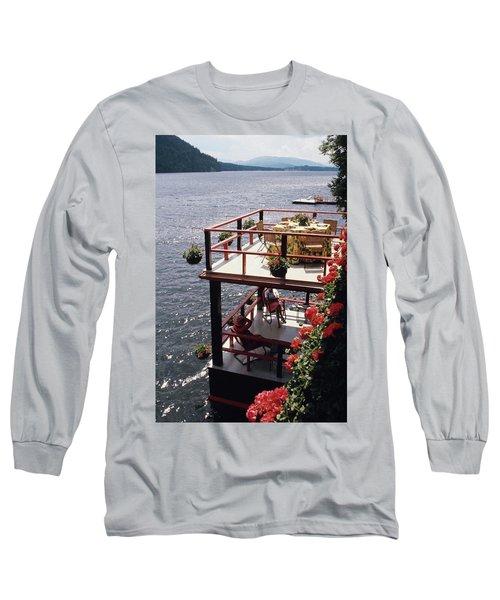 The Wyker's Deck Long Sleeve T-Shirt