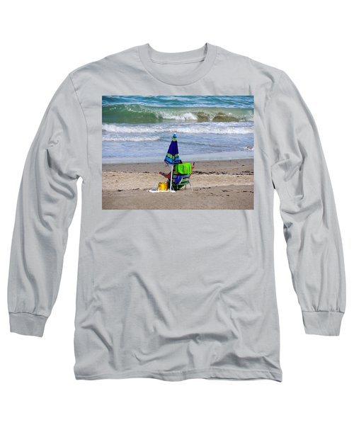 This Is A Recording Long Sleeve T-Shirt