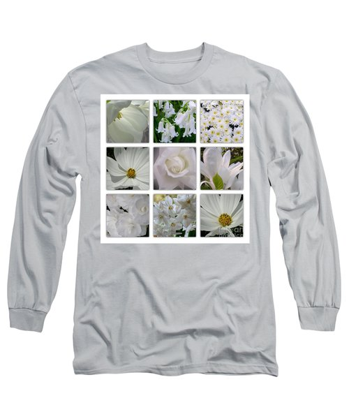 Through The White Picture Window Long Sleeve T-Shirt