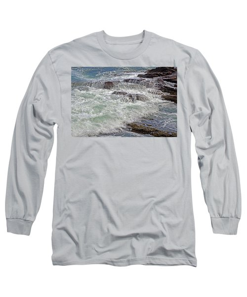 Thunder And Lace Long Sleeve T-Shirt by Lynda Lehmann