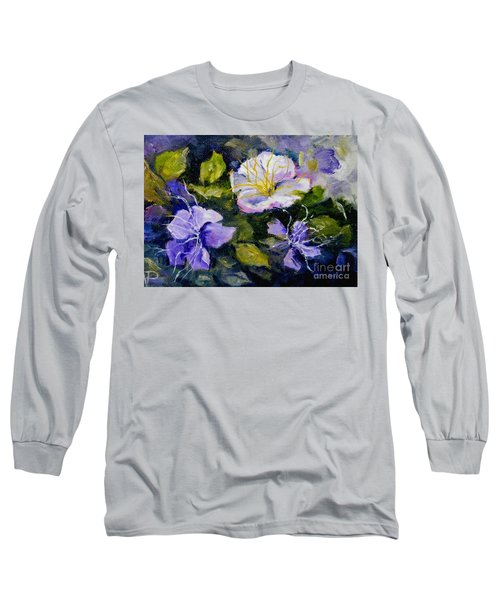 Tibouchina Long Sleeve T-Shirt