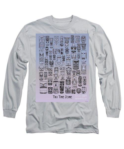 Tiki Cool Zone Long Sleeve T-Shirt