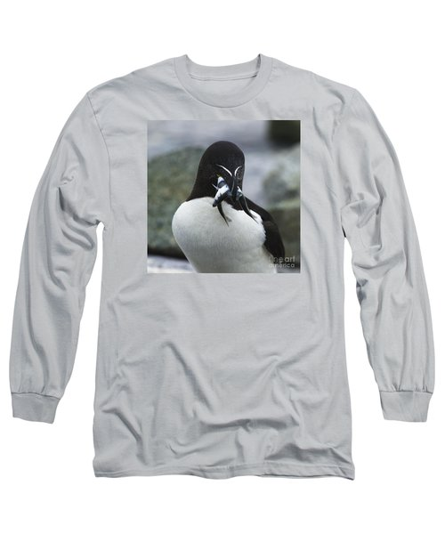 Feeding Time... Long Sleeve T-Shirt
