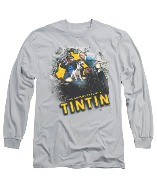 Tintin - Breakthrough Long Sleeve T-Shirt