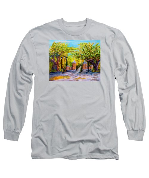 Toomer's Corner Oaks Long Sleeve T-Shirt