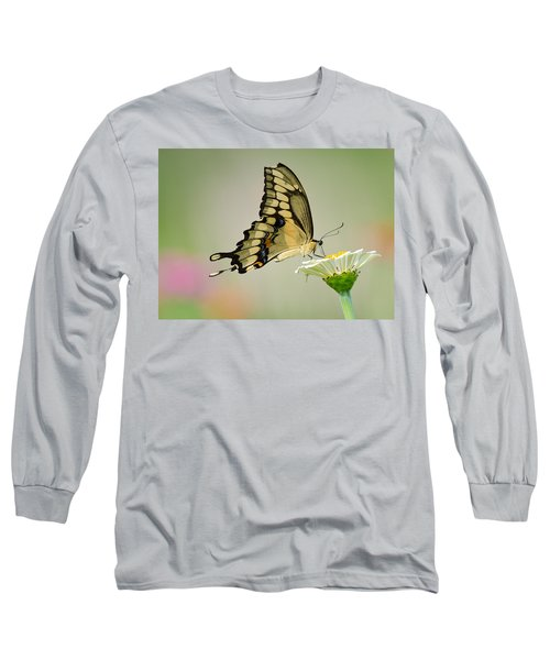 Torn Beauty Long Sleeve T-Shirt