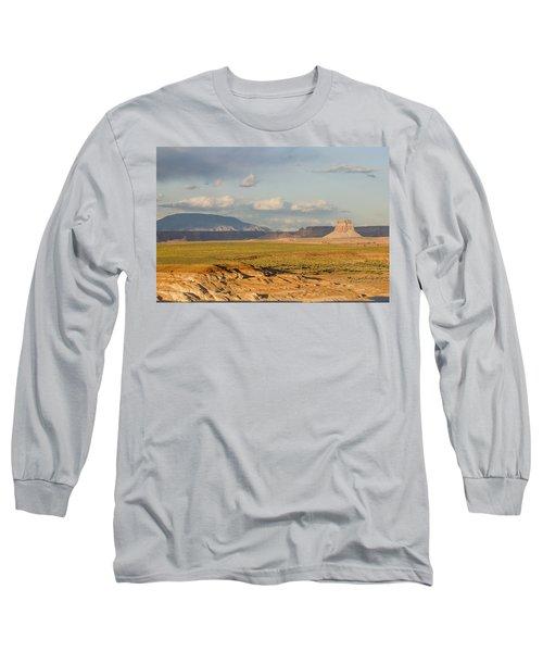Tower Butte View Long Sleeve T-Shirt