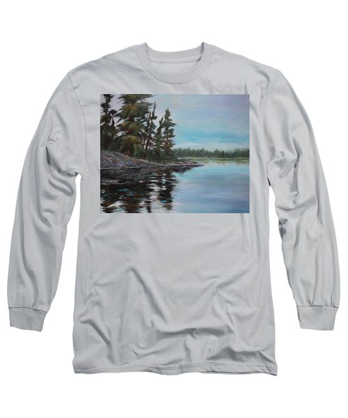 Tranquil Bay Long Sleeve T-Shirt