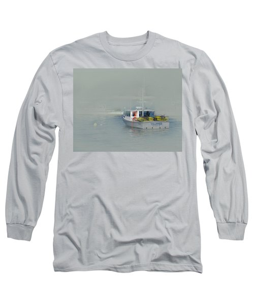 Trapped In The Fog Long Sleeve T-Shirt