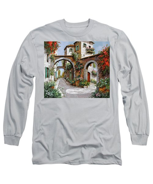 Tre Archi Long Sleeve T-Shirt