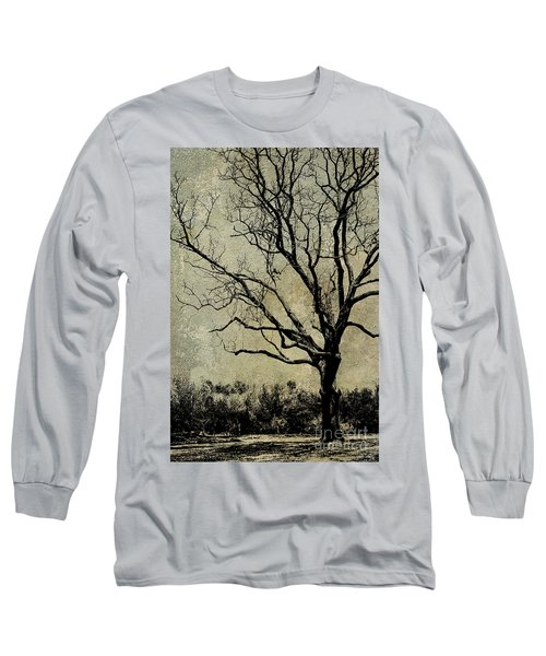 Tree Before Spring Long Sleeve T-Shirt