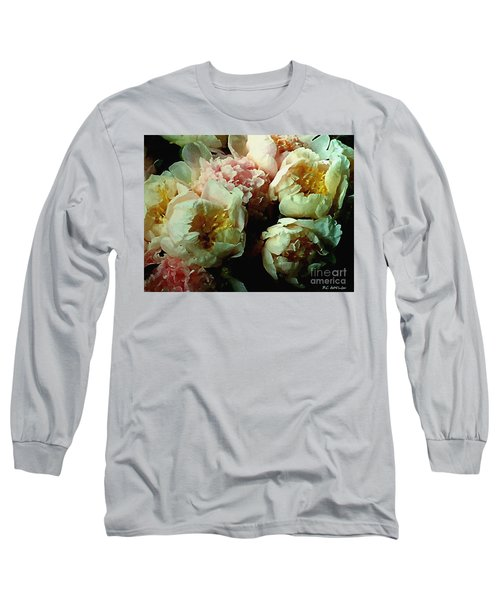 Tribute To The Old Masters Long Sleeve T-Shirt