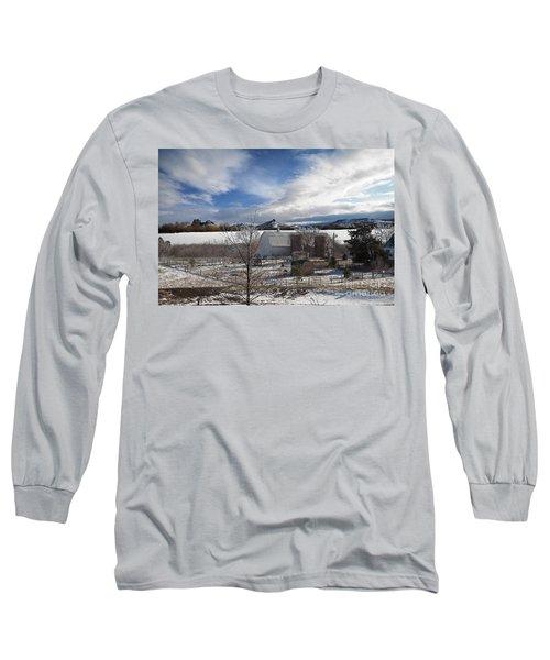 Long Sleeve T-Shirt featuring the photograph Trip To Baldwin City Kansas by Liane Wright