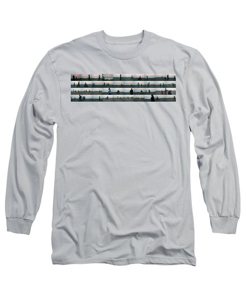Tripoli Sunset Long Sleeve T-Shirt