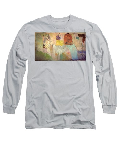 Trouble On The Home Front Long Sleeve T-Shirt