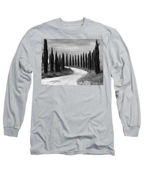 Tuscan Cedars Long Sleeve T-Shirt