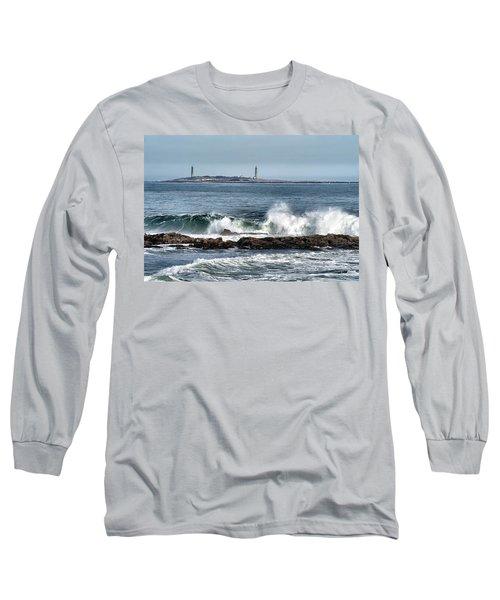 Twin Lights Long Sleeve T-Shirt