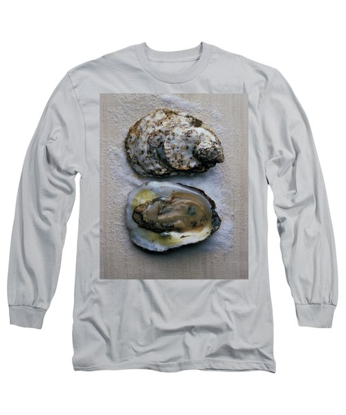 Two Oysters Long Sleeve T-Shirt