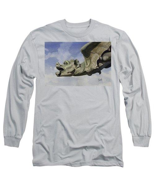 Ulmer Munster Gargoyle Long Sleeve T-Shirt