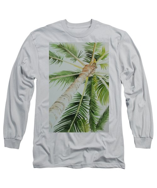 Under The Palm Long Sleeve T-Shirt