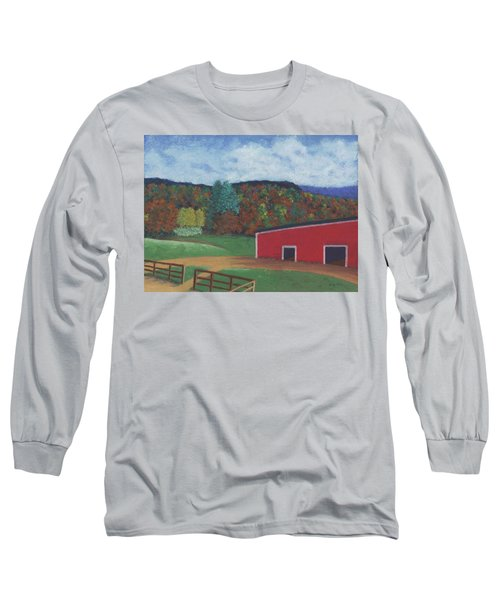 Undermountain Autumn Long Sleeve T-Shirt