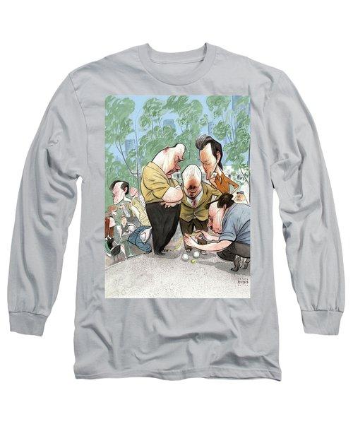 New Yorker August 2nd, 2010 Long Sleeve T-Shirt