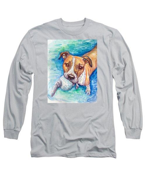 Ursula Long Sleeve T-Shirt by Ashley Kujan